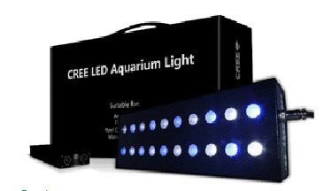 60 watt StarkLED, E.Shine Aquarium LED Light