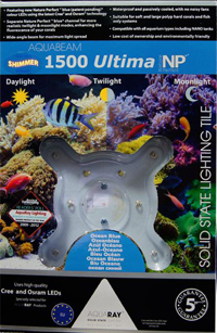 AquaBeam, AquaRay Ocean Blue NP Ultima 1500