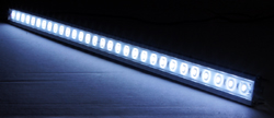 TMC AquaBar freshwater 500 LED side view, Review